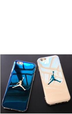 NBA Apple iPhone 6 6S 7 - 6Plus 7Plus 360 Case Cover Jordan Bryant Temper Glass